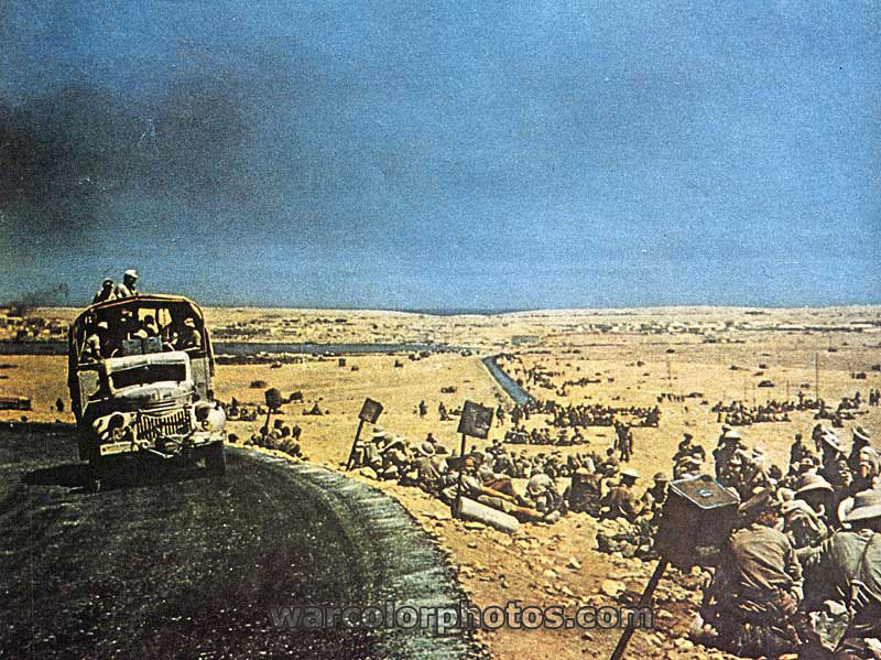 world war 2 pictures in color. World War 2 Color Photos