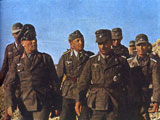 Rommel and his Staff